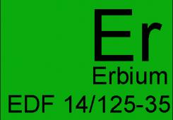 Волокно оптическое легированное эрбием EDF 14/125-35