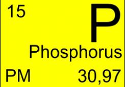 Phosphorus doped fiber PDF-5/125PM