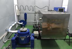 Высокотемпературная комбинированная система виброиспытаний  «THV – 216 – A – 600 C»