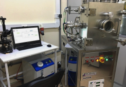 SmartLab Vacuum Magnetron Spray System
