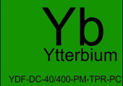 LMA Ytterbium doped tapered fiber pump combiner (prototype) YDF-DC-40/400-PM-TPR-PC