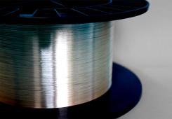 Aluminum-coated step index multimode silica fibers (High OH)