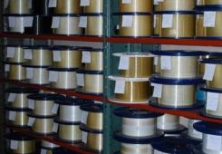 Custom-designed optical fibers