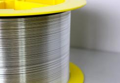 Aluminum-coated step index multimode silica fibers CCR 1.06 (Low OH)