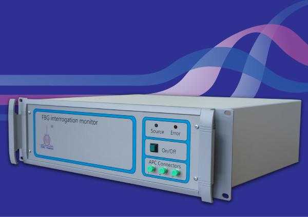 Регистрирующий модуль для волоконно - оптических датчиков (УРМ) с частотой опроса датчиков до 8кГц