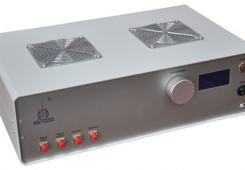 Erbium Doped High Power Fiber Amplifiers