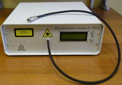 Continuous single-mode fiber lasers 1.05 - 1.09 µm