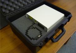 Continuous single-mode fiber lasers 1.53 - 1.60 µm