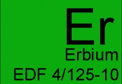 Erbium doped fiber EDF-4/125-10