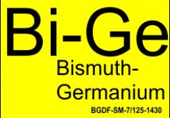 Bismuth doped fibers BGDF-SM-7/125-1430