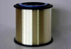 Волоконные решетки Брэгга в оптическом волокне с акрилатным покрытием