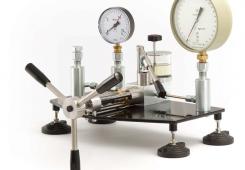Оборудование для проведения измерений и испытаний