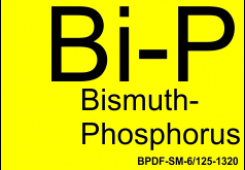 Bismuth doped fibers BPDF-SM-6/125-1320
